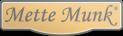 Mette Munk