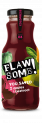 Flawsome! Apple & Beetroot Juice glass bottle