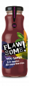 Flawsome! Apple & Superberry Juice glass bottle
