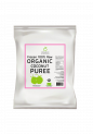FROZEN ORGANIC COCONUT PUREE IN ASEPTIC BAG
