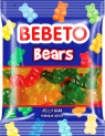 BEBETO JELLY GUM - MINI BEARS