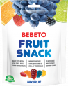 BEBETO JELLY GUM - FRUIT SNACK STAND UP POUCH