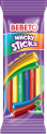 BEBETO LICORICE - MEGA SIZE WACKY STICKS & SOUR BLAST