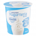 YOGURTERIA-FROZEN YOGURT NATURAL LACTOSE FREE-160ml/80g