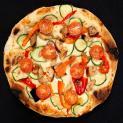 "NEW: Pizza ""Vegetariana"", 480g, DEEP-PAN (""B"" Nutriscore)"