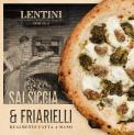"""Pizza """"Salsiccia & Friarielli"""", 450g, NEAPOLITAN CLASSIC"""