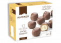 ALPEKER-MINI CHOCO DIPPED CREAM PUFFS-210g