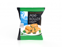 ALDI LYTTOS MINI ROLLS WITH FETA SPINACH-CHEESE