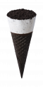 COOKIES CREAM ICE CREAM CONE