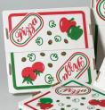 Food Packaging Pizza Cases