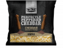 Perfectly Peppered Cheddar - Grated  500g