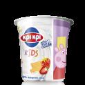 Peppa Pig kids yogurt flavored