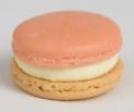Rose Lychee Macaron