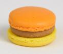 Mango Passion Macaron