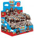 Solen Ozmo Egg Faces - Egg Chocolate