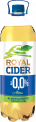 Royal Cider - non-alcoholic drink with Apple taste 1 l in PET bottle