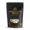 Macaccino Gold (Hot Beverage)