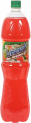 Lemonade carbonated soft drink 1,5l - Apple-watermelon