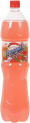 Lemonade carbonated soft drink 1,5l - Strawberry