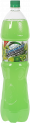 Lemonade carbonated soft drink 1,5l - Kiwi-lime