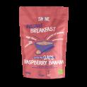 Shine | Gluten-free Oats Raspberry & Banana (instant breakfast)