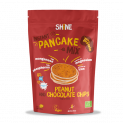 Shine | Instant Pancake Mix Peanut and Chocolate Chips