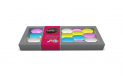 CandyCat - Chocolate Dragee Rectangular Box 180g