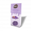 CandyCat - Milk Chocolate Almonds Silver Lilac Box 150g