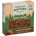 Taste of Nature Chocolate Pecan Brownie