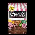 Hello Day! Honey Granola Ruby Chocolate 300g