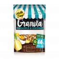 Hello Day! Honey Granola Pineapple & Coconut 300g