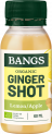 Organic ginger shot with apple, lemon and orange 60 ml