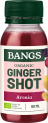 Organic ginger shot with aronia, apple and pear 60 ml