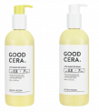 Good Cera Lotion in oil and cleansing oil