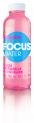 FOCUSWATER Care / MIrabelle & Rhurbarb flavoured Vitamin Water