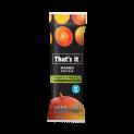 That's it. Probiotic Mango Fruit Bar 1.2oz
