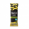 That's it. Probiotic Banana Fruit Bar 1.2oz