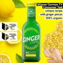 AWARD WINNING Organic GingerTRINK BIGSHOT