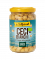 ORGANIC PRE-COOKED WHITE CHICKPEAS