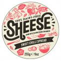 SHEESE SWEET CHILLI SPREAD