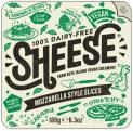SHEESE MOZZARELLA STYLE SLICES