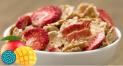 Probiotic Muesli l Mango-Strawberry