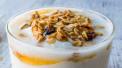 Plant-Based Porridge l Golden Milk & Pomegranate
