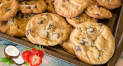 American Style Cookies l Strawberry-Colada