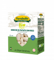 Gluten free ORGANIC Potato Gnocchi with Rice