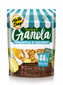 Hello Day! Honey Granola Pineapple & Coconut 500g