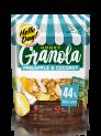 Hello Day! Honey Granola Pineapple & Coconut 500g