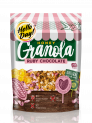 Hello Day! Honey Granola Ruby Chocolate 275g