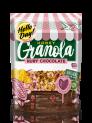 Hello Day! Honey Granola Ruby Chocolate 275g