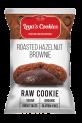 Leya's Cookies Roasted Hazelnut Brownie